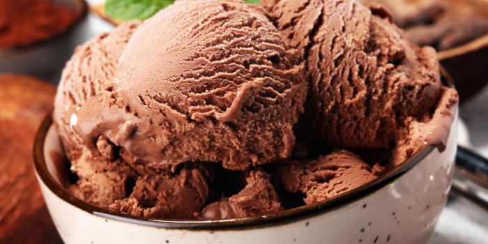 Dietmed - GELADO DE CHOCOLATE E BANANA