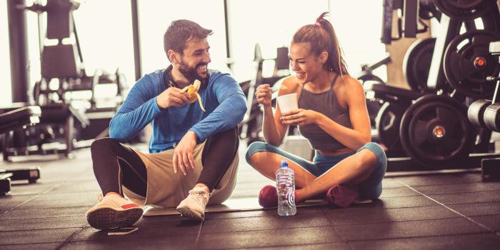 Dietmed - A IMPORTÂNCIA DA NUTRIÇÃO DESPORTIVA
