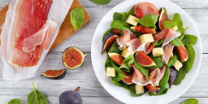 Dietmed - Salada de Figos e Mozzarella