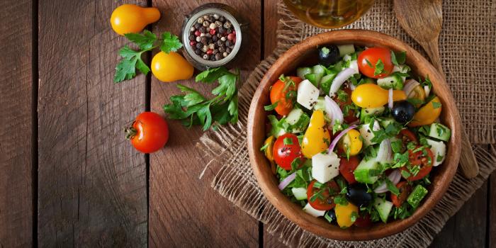 Dietmed - SALADA GREGA