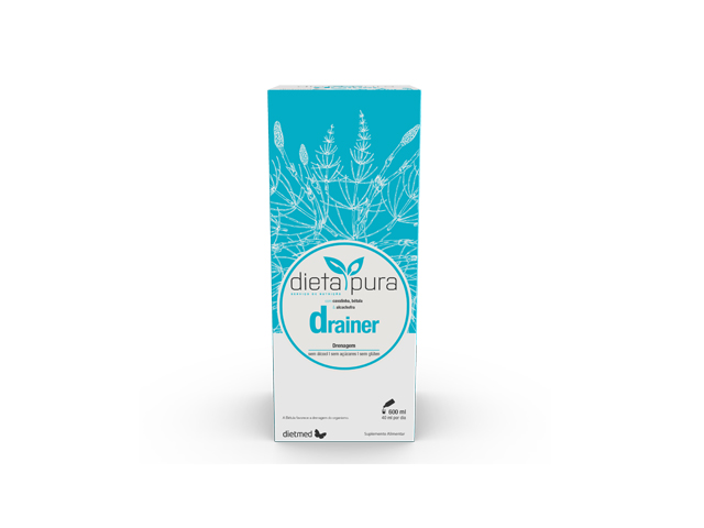DIETA PURA DRAINER | 600 ml