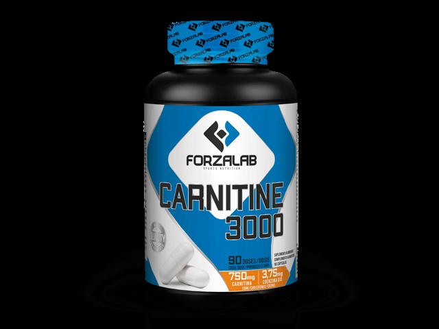 FORZALAB CARNITINE 3000 | 90 CAPSULAS