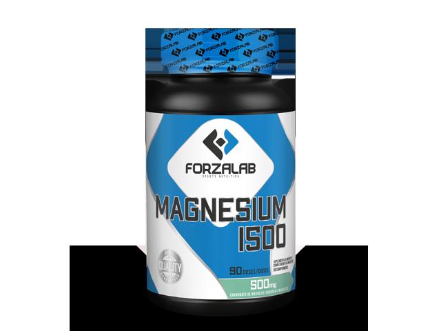 FORZALAB MAGNESIUM 1500 | 90 COMPRIMIDOS
