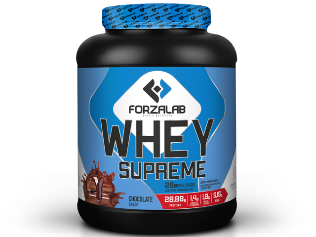 FORZALAB WHEY SUPREME 1000G | CHOCOLATE