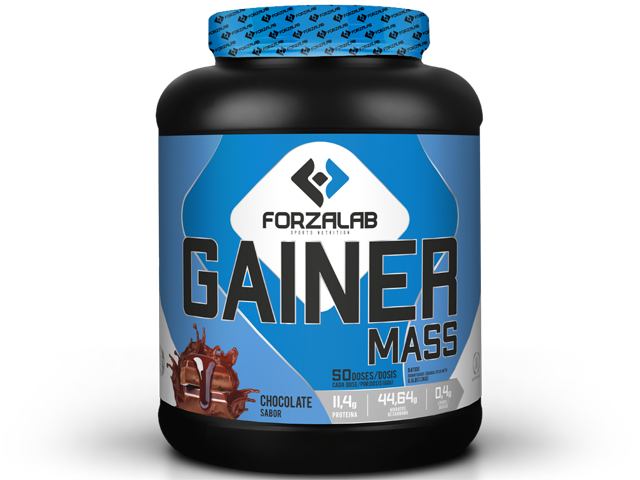 FORZALAB GAINER MASS 3000G | CHOCOLATE