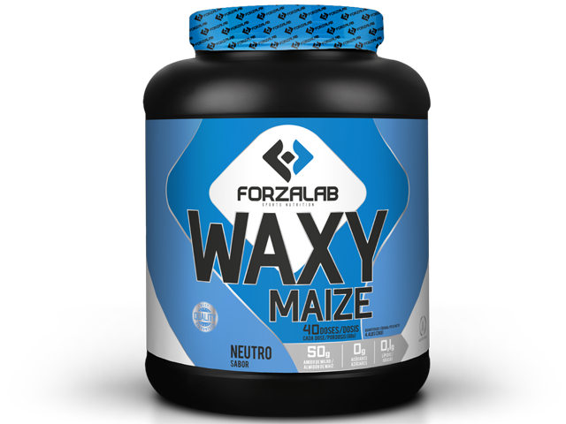 FORZALAB WAXY MAIZE 2000G | NATURAL