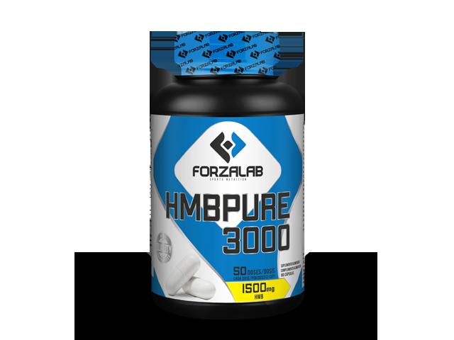 FORZALAB HMB PURE 3000 | 100 CAPSULAS