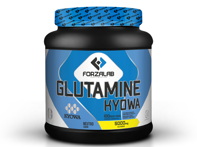 FORZALAB GLUTAMINE KYOWA | 500G
